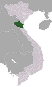 LocationVietnamNgheAn
